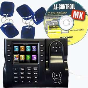 AZ-CONTROLL Komplett-Paket mit Offline-Terminal