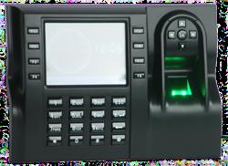 RFID-Lesegerät mit optischen Fingerprint-Sensor und RFID