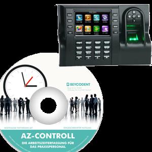 AZ-CONTROLL Komplett-Paket 2 Offline-Terminal