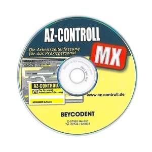 AZ-CONTROLL - Demo CD