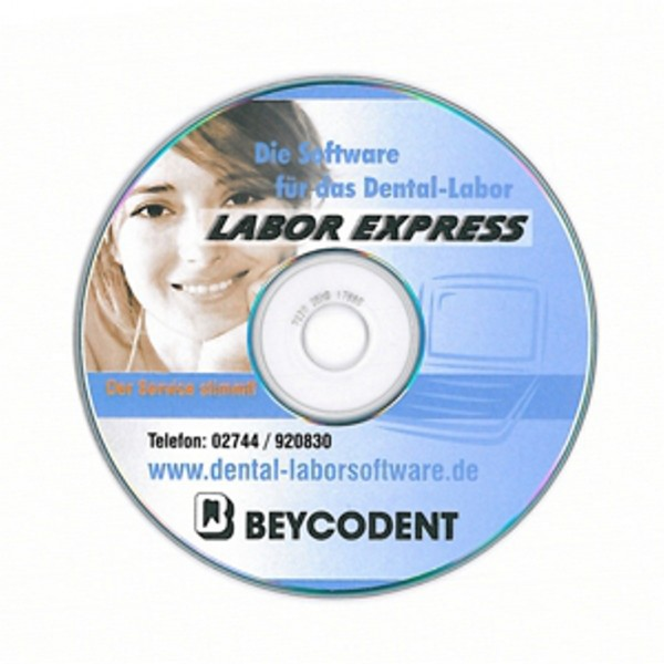 LABOR-EXPRESS - Testprogramm CD