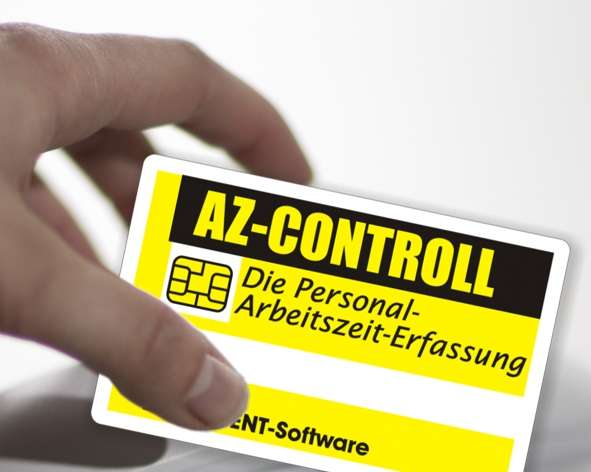 Chipkarten AZ-CONTROLL